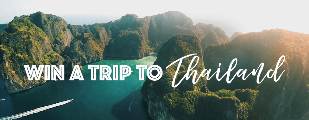 Win Trip to Thailand
