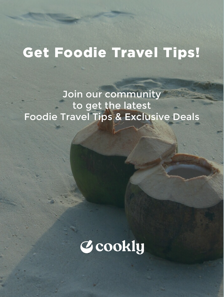 Cookly travel tips